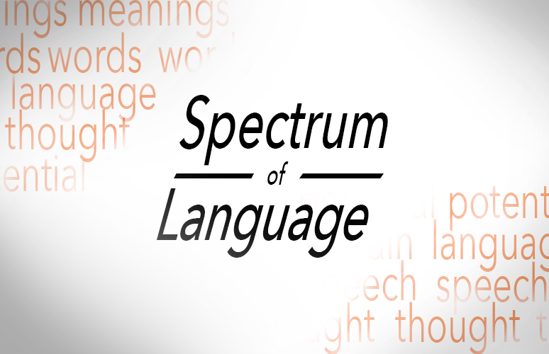 spectrum of language