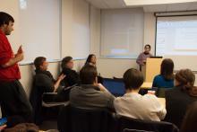 Lehigh University Cognitive Science Senior Thesis Presentations