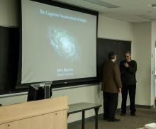 John Kounios's presentation on The Cognitive Neuroscience of Insight - Lehigh University